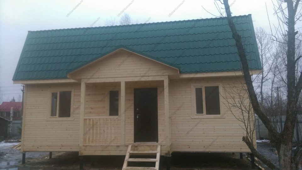 Каркасный дом для круглогодичного проживания фото планировка и стоимость