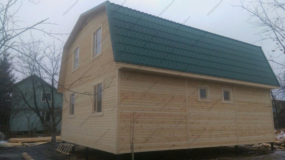 Каркасный дом для зимнего проживания фото и цена