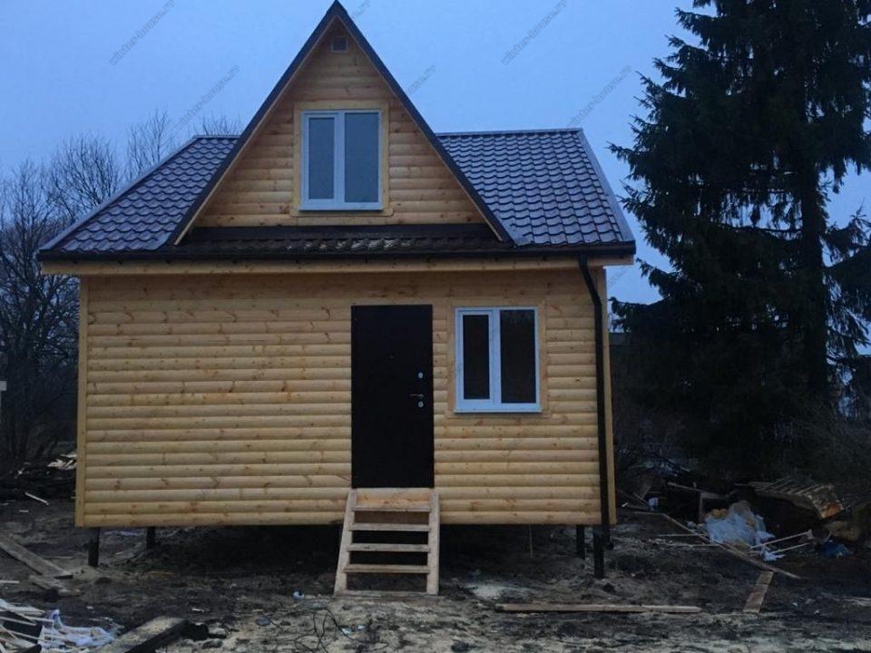 Проекты и цены на каркасные дома под ключ во Владимире