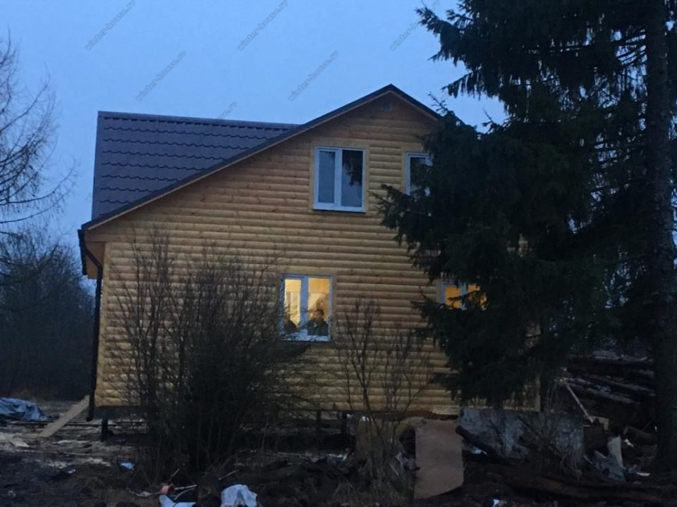 Фото и цены на строительство каркасных домов во Владимирской области