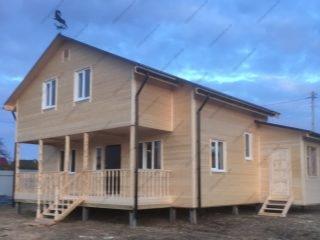 Строительство каркасных домов под ключ Наро-Фоминск - проекты и цены