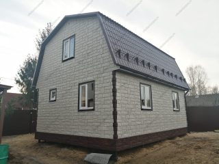 Строительство каркасно-щитовых домов под ключ Тверь - проекты и цены