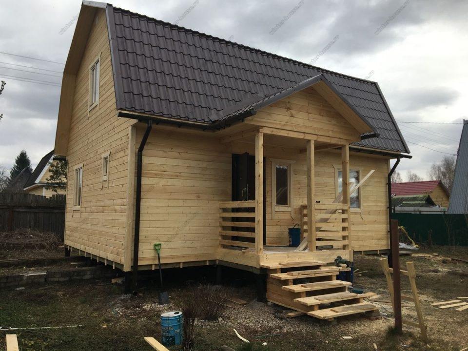 Фото и проект дома для круглогодичного проживания цена и планировка